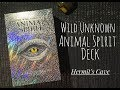 First Impressions of the Mass Produced Animal Spirit Deck