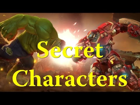 marvel contest of champions best characters