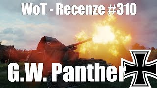 World of Tanks   G.W. Panther (Recenze #310)