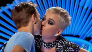 KATY PERRY IS A NONCE (Forces teenage boy to kiss her) - A Warning