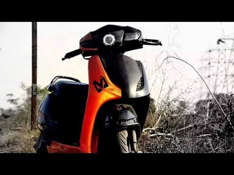 HONDA ACTIVA MODIFIED of all times 2017-18 (Must Watch) | Top 10 honda activa 3G modifications |MODS