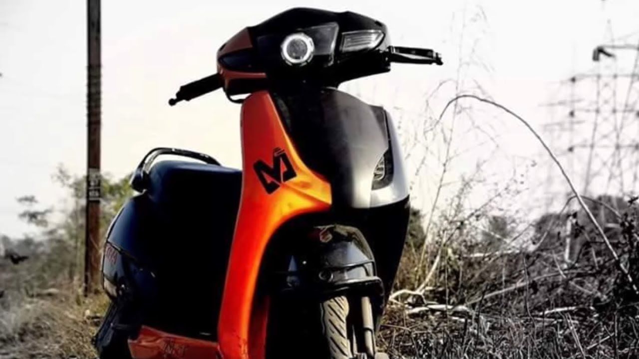 HONDA ACTIVA MODIFIED Of All Times 2017-18 (Must Watch