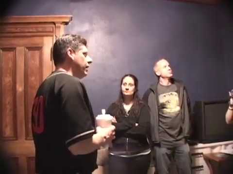 TAPE 1 Tour and Investigation - S.K.Pierce Victorian Mansion 2005