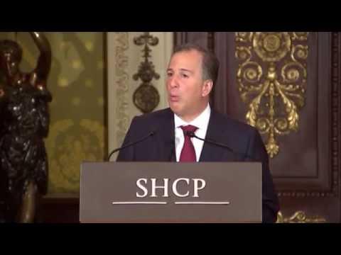 Mensaje del Secretario José Antonio Meade y del Gobernador de Banxico Agustín Carstens