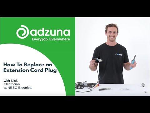 How to Change a Plug - #worksmarter - YouTube