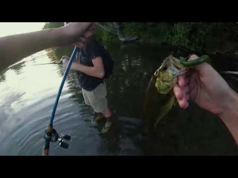 Bass Fishing the Slough - Fishing Washington Ep 1