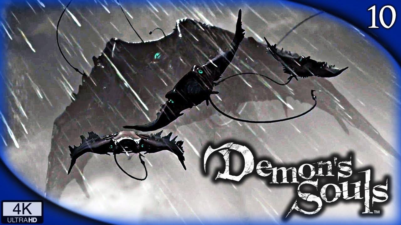 DEMON'S SOULS #10 | REY DE LA TORMENTA | Gameplay Español