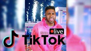 Jason Derulo TikTok Live