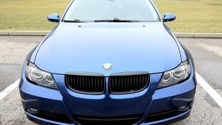 The Best All Around Car Under 10k  BMW E90 328i Review