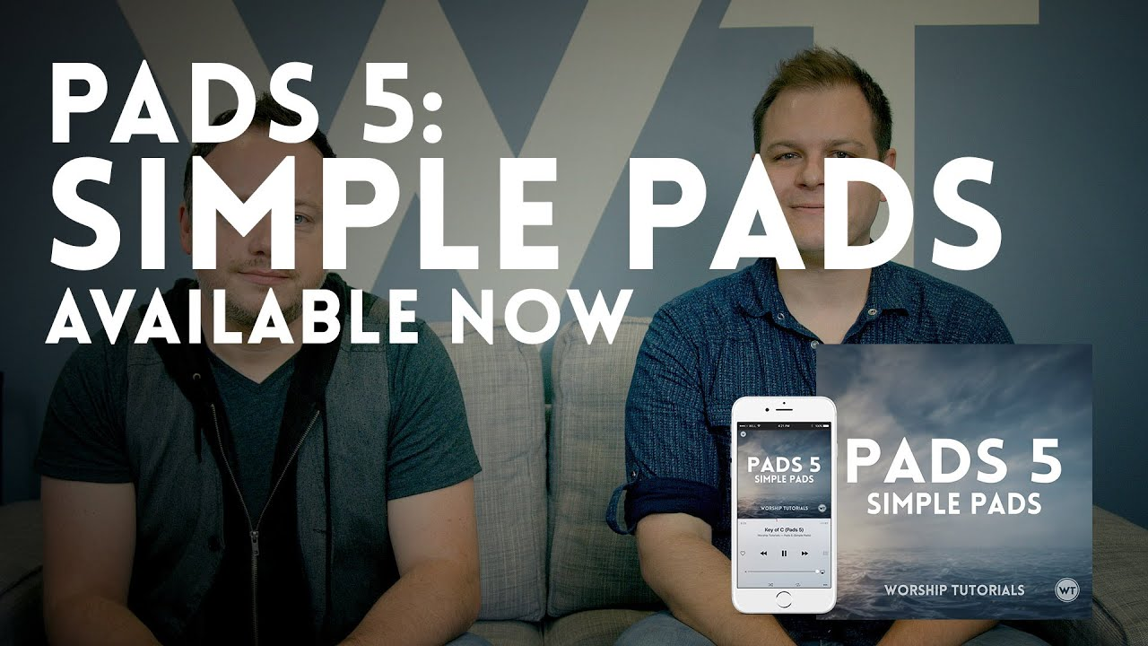 Pads 5 simple pads available now on sale for a limited time pads 5 simple pads available now on sale for a limited time youtube baditri Images