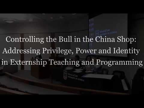 Controlling the Bull in the China Shop