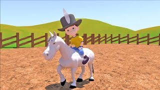 Yankee Doodle Song Kids Nursery Rhymes and Songs from Tiny Baby Stars
