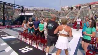 The CrossFit Games - WOD Wedding in The Tennis Stadium