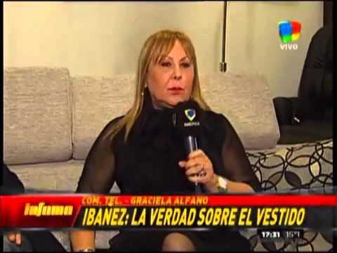 Graciela Alfano se cruzó con la ex vidente de Jorge Ibáñez