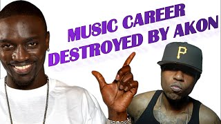 This Promising Rap Career Destroyed By Akon