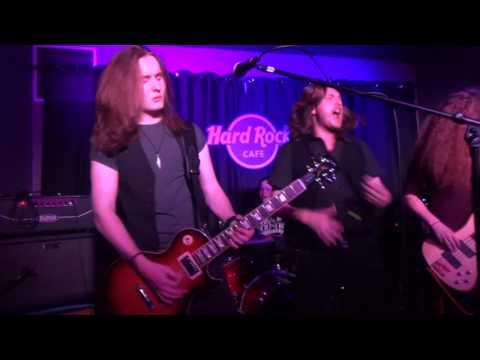 Mason Hill @ Hard Rock Cafe Glasgow Scotland 2/9/2016