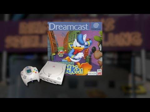 Gameplay : Disneys Donald Duck - Quack Attack [Dreamcast]