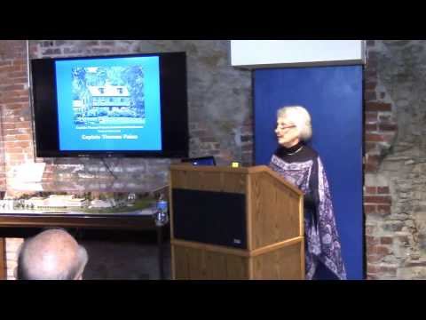 8 Bells Lecture | Gloria Merchant: Pirates of Colonial Newpo