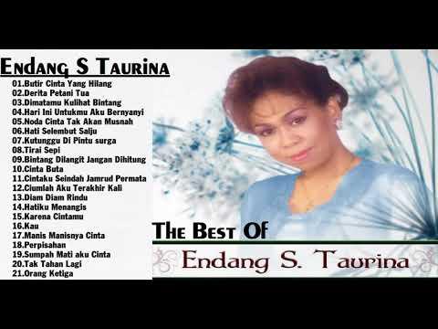 Endang S Taurina  Full Album -  Lagu Tembang Kenangan Terbaik Sepanjang Masa