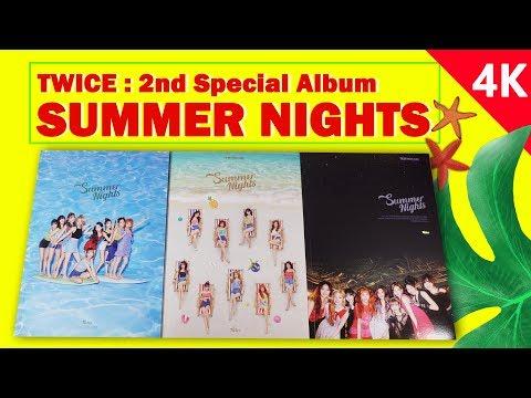 [Eng/JP/ID] 트와이스 언박싱 TWICE Unboxing トゥワイス 2nd Special Album [SUMMER NIGHTS]