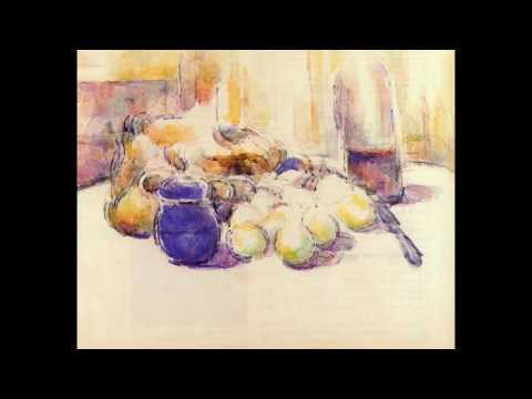 Paul Cezanne  保羅.塞尚  (1839-1906)  Post-Impressionism  French