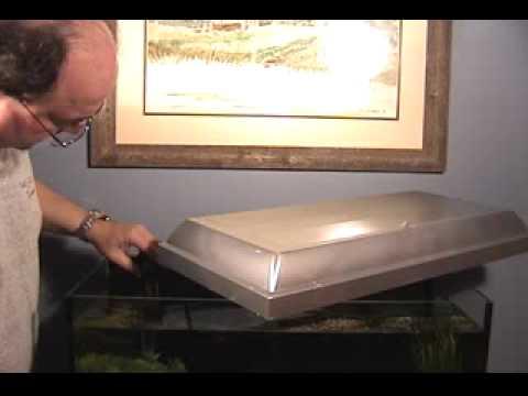 Aquarium Set Up - Installing The Heater