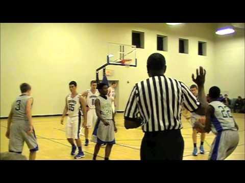 Suffolk Christian Academy Varsity Boys vs Victory 21 NOV 14