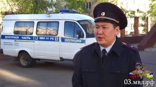 Житель Улан-Удэ с ножом напал на магазин