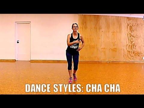 BASIC STEPS: CHA CHA