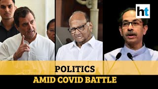'BJP trying to destabilise Maharashtra govt': Nitin Raut slams Modi govt