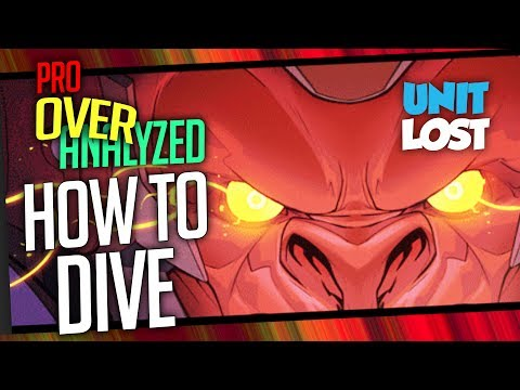 Overwatch - How to DIVE! - Masters of DIVE Comp [Pro OverAnalyzed]