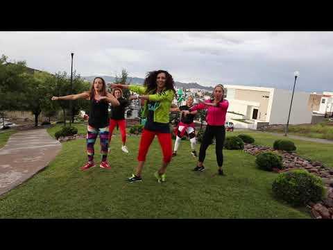 Fanny Lu, Noriel - Romper el Hielo / Zumba Fitness