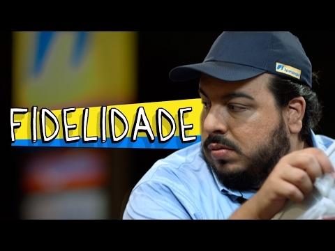 PORTA DOS FUNDOS E POSTO IPIRANGA - FIDELIDADE