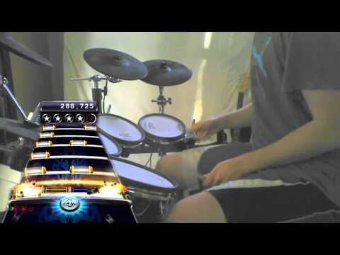 The Violation by Fleshgod Apocalypse Expert Drums GS 98% 530k