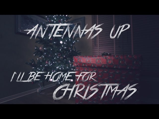 I'll Be Home For Christmas (Official Video)