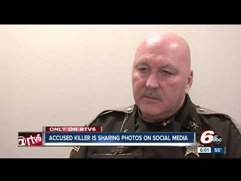 Pictures of man accused of killing Boone County Sheriff's deputy in jail end up on social media