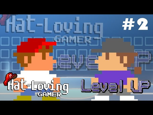 Hat-Loving Gamer and Level UP's Video Swap! #2