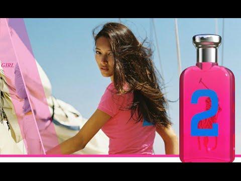 Daniela de Jesus- Big Pony by Ralph Lauren Fragrance Campaign