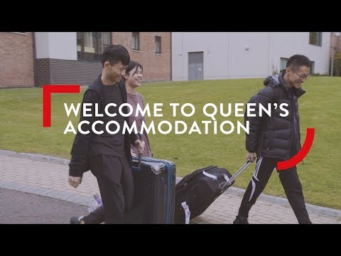 Welcome To Queen's Accommodation