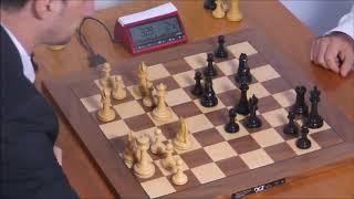 GM Topalov (Bulgaria) - GM Casparov (Russia) FF Fisher Chess