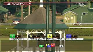Sporting Chance - 2017 Hopeful Stakes
