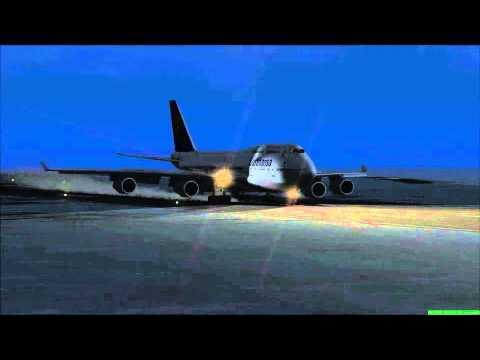 weihnachtsmann express am nordpol lufthansa rudolf 747. Black Bedroom Furniture Sets. Home Design Ideas