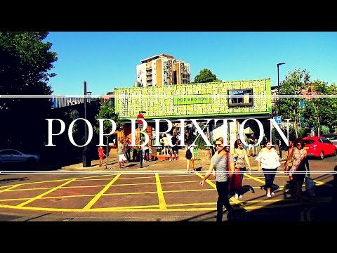 Pop Brixton | No Long Ting All-Dayer Event & Street Food | P