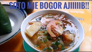 "Soto Mie Bogor ""mang Bule"" Aajiiiib Enaknya!!"