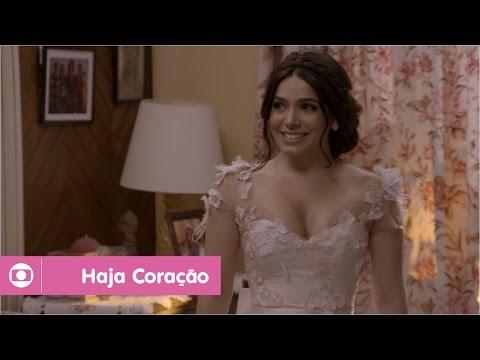 Haja Coração: capítulo 135 da novela, segunda, 7 de novembro, na Globo