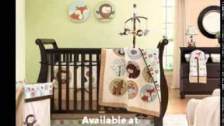 Carters Bay Crib Bedding