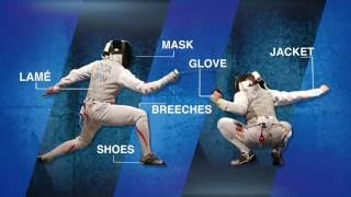 How to fence foil with Alexander Massialas