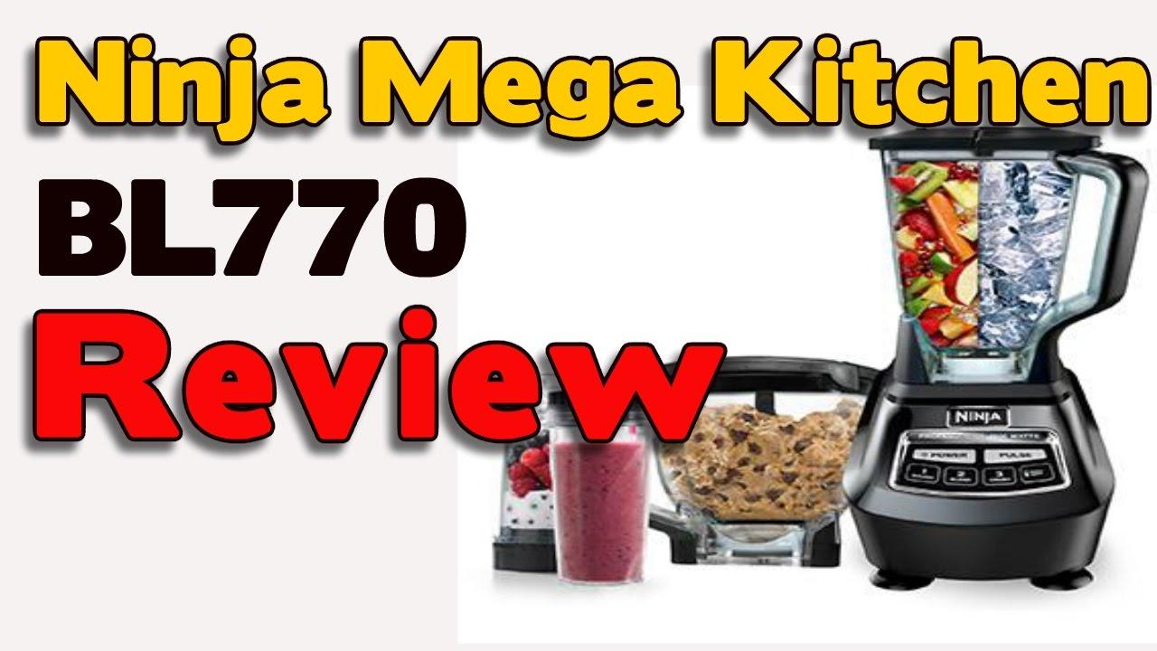 Ninja Mega Kitchen BL770 Review