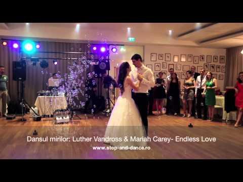 Dansul mirilor, Luther Vandross, Mariah Carey, Endless Love