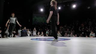 BGIRL BATTLE 1x1 - NANANA vs ULA - 1/16 - COMBONATION X - 29.04.18 - #bboy #bgirl #breakdance